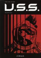Couverture du livre « Uss. Ultime Station Service » de Conte aux éditions Clair De Lune