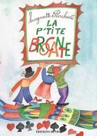 Couverture du livre « La p'tite brocante » de Huguette Pinchede aux éditions Henry