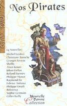 Couverture du livre « Nos pirates » de Collectif aux éditions Nestiveqnen
