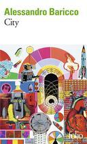 Couverture du livre « City » de Alessandro Baricco aux éditions Gallimard