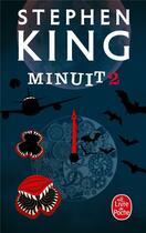 Couverture du livre « Minuit 2 » de Stephen King aux éditions Lgf