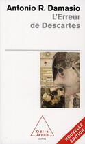 Couverture du livre « L'erreur de Descartes » de Antonio R. Damasio aux éditions Odile Jacob