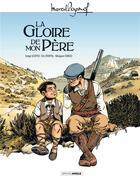 Couverture du livre « La gloire de mon père » de Serge Scotto et Eric Stoffel et Morgann Tanco aux éditions Bamboo