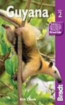 Couverture du livre « Guyana » de Kirk Smock aux éditions Bradt