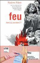 Couverture du livre « Feu ; les 30 mots-clé du feu » de Vincent Bontems et Daniele Escudie et Nadine Ribet et Eric Rigolot aux éditions Dunod