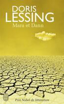 Couverture du livre « Mara et Dann » de Doris Lessing aux éditions J'ai Lu