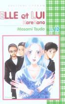 Couverture du livre « Elle et lui t.12 » de Masami Tsuda aux éditions Tonkam