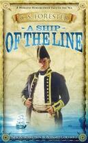 Couverture du livre « A Ship Of The Line » de Forester C.S. aux éditions Adult Pbs
