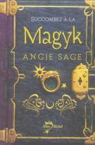Couverture du livre « Magyk ; coffret t.1 à t.3 » de Angie Sage aux éditions Albin Michel