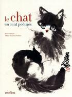 Couverture du livre « Le chat en cent poèmes » de Collectif aux éditions Omnibus
