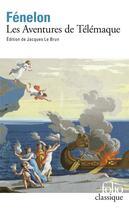 Couverture du livre « Les aventures de telemaque » de Fenelon aux éditions Folio