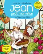 Couverture du livre « Jean, petit marmiton T.5 ; la fête en rose en bleu » de Annie Jay et Ariane Delrieu aux éditions Albin Michel