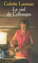 Couverture du livre « Le ciel de Collonges » de Colette Laussac aux éditions Pocket