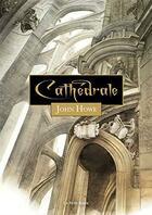 Couverture du livre « Cathédrale » de John Howe aux éditions La Nuee Bleue