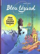 Couverture du livre « Bleu lezard t.6 ; l'appat » de Benoit Roels aux éditions Glenat