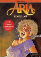Couverture du livre « Aria t.30 ; renaissance » de Michel Weyland aux éditions Dupuis