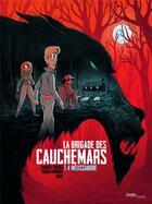 Couverture du livre « La brigade des cauchemars T.4 ; Mélissandre » de Franck Thilliez et Yomgui Dumont aux éditions Jungle