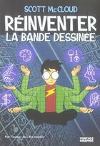 Couverture du livre « Reinventer La Bd » de Mc Cloud aux éditions Vertige Graphic