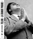 Couverture du livre « Fellini » de Sam Stourdze aux éditions Anabet