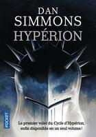 Couverture du livre « Hypérion » de Dan Simmons aux éditions Pocket