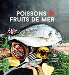Couverture du livre « Poissons & fruits de mer ; les meilleures recettes » de Collectif aux éditions Selection Du Reader's Digest