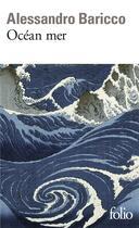 Couverture du livre « Océan mer » de Alessandro Baricco aux éditions Gallimard