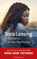 Couverture du livre « Victoria et les Staveney » de Doris Lessing aux éditions Flammarion
