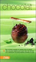Couverture du livre « Chocolat » de Laurence Dalon aux éditions Saep