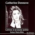 Couverture du livre « Lettres à un jeune poète » de Rilke R M aux éditions Des Femmes