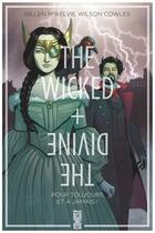 Couverture du livre « The wicked + the divine T.8 » de Kieron Gillen et Jamie Mckelvie et Matthew Wilson et Clayton Cowles aux éditions Glenat Comics