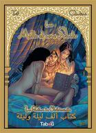 Couverture du livre « Les mille et une nuits ; le parfum de Shéhérazade » de Trif et Andrea Celestini aux éditions Tabou
