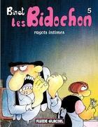 Couverture du livre « Les Bidochon T.5 ; ragots intimes » de Christian Binet aux éditions Fluide Glacial