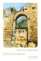 Couverture du livre « Chemins de traverse » de Edith De La Heronniere et Xavier Carteret aux éditions Klincksieck
