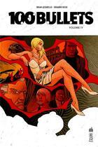 Couverture du livre « 100 bullets ; INTEGRALE VOL.4 » de Eduardo Risso et Brian Azzarello aux éditions Urban Comics