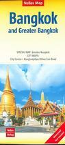 Couverture du livre « Bangkok and greater Bangkok » de Collectif aux éditions Nelles