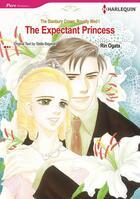 Couverture du livre « The Expectant Princess » de Rin Ogata et Bagwell Stella aux éditions Harlequin K.k./softbank Creative Corp.