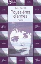 Couverture du livre « Poussieres D'Anges » de Ann Scott aux éditions J'ai Lu
