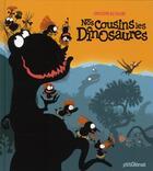 Couverture du livre « Nos cousins les dinosaures » de Bataillon aux éditions Glenat
