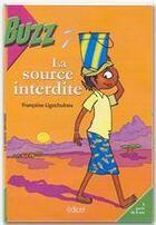 Couverture du livre « La source interdite » de Francoise Ugochukwu aux éditions Edicef