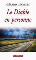 Couverture du livre « Le diable en personne » de Gerard Georges aux éditions Lucien Souny