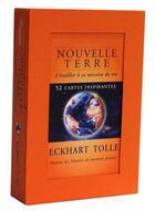 Couverture du livre « Cartes « nouvelle terre » » de Eckhart Tolle aux éditions Ariane