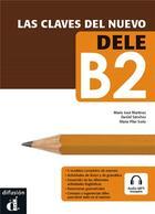 Couverture du livre « Claves del nuevo dele b2 » de Collectif aux éditions La Maison Des Langues