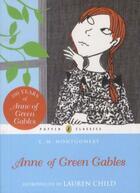 Couverture du livre « ANNE OF GREEN GABLES » de L.M. Montgomery aux éditions Puffin Uk