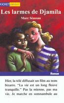 Couverture du livre « Larmes De Djamila » de Marc Seassau aux éditions Pocket