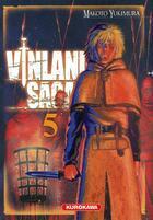 Couverture du livre « Vinland saga T.5 » de Makoto Yukimura aux éditions Kurokawa