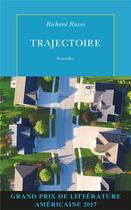 Couverture du livre « Trajectoire » de Richard Russo aux éditions Table Ronde