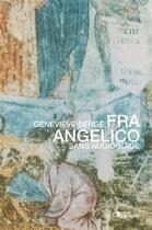 Couverture du livre « Fra Angelico » de Genevieve Berge aux éditions L'age D'homme