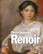 Couverture du livre « Pierre auguste renoir » de Philippe Cros aux éditions Terrail