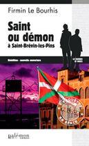 Couverture du livre « Saint ou démon à Saint-Brévin-les-Pins » de Firmin Le Bourhis aux éditions Palemon
