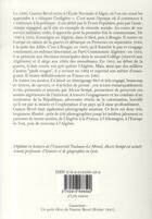 Couverture du livre « Un instituteur communiste en Algérie » de Alexis Sempe aux éditions La Louve